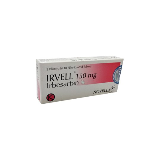 IRVELL 150 MG 10 TABLET
