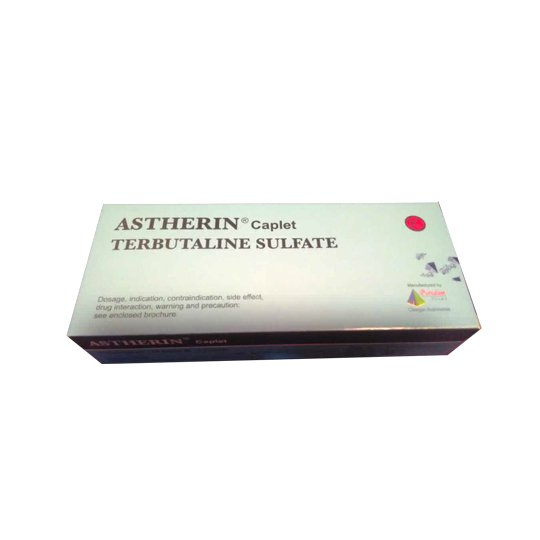 ASTHERIN 10 TABLET