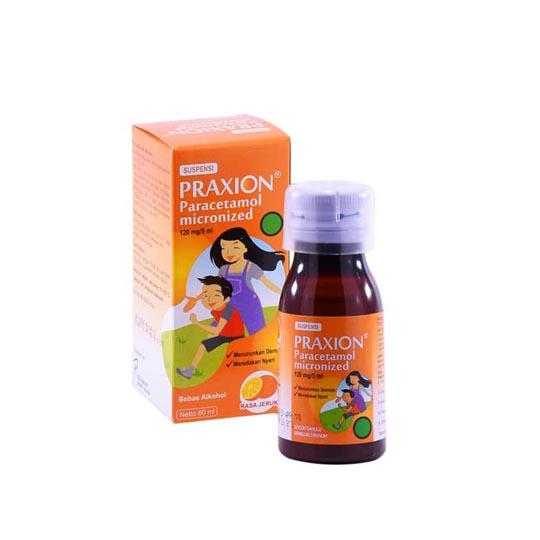 PRAXION SIRUP 60 ML
