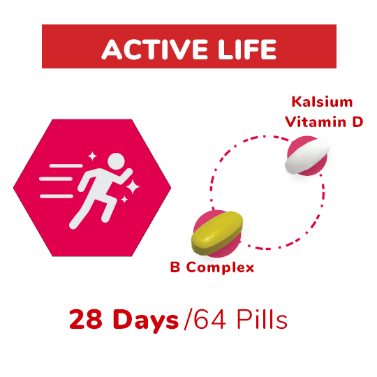 Active Life Package (28-Days)
