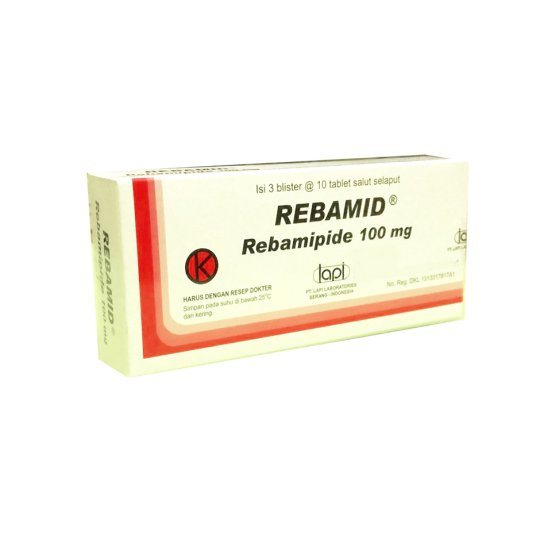 REBAMID 10 TABLET