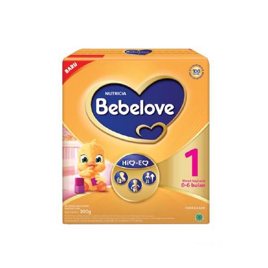 BEBELOVE 1 0-6 BULAN 200 GR