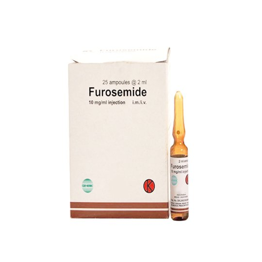 FUROSEMIDE 10MG/ML INJEKSI