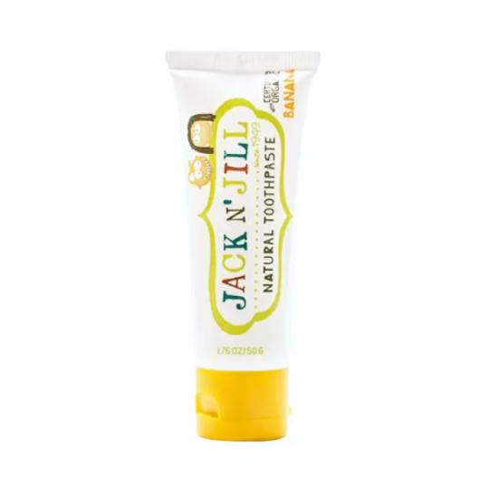 Jack N' Jill Natural Toothpaste Banana 50 g