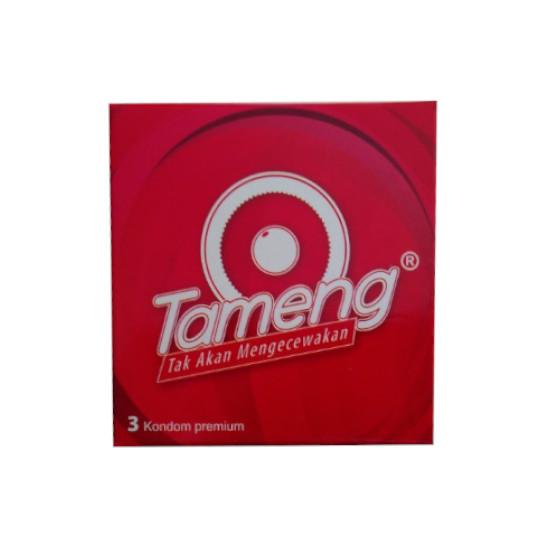 Kondom Tameng isi 3