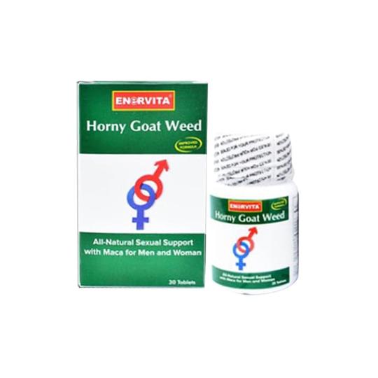 ENERVITA HORNY GOAT WEED 30 TABLET