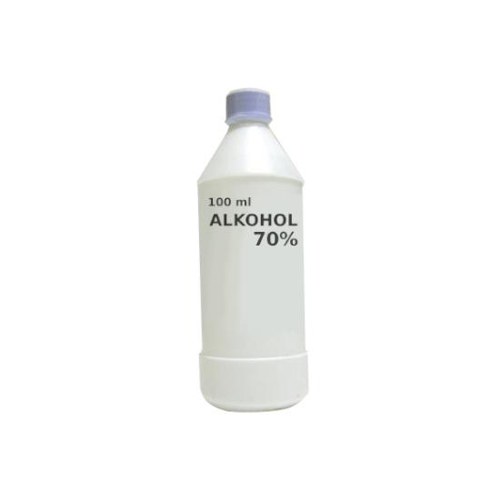 ALKOHOL 70% 100 ML