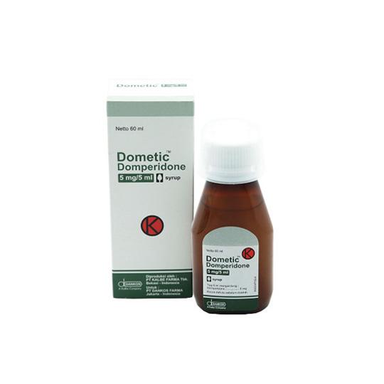 DOMETIC SIRUP 60 ML