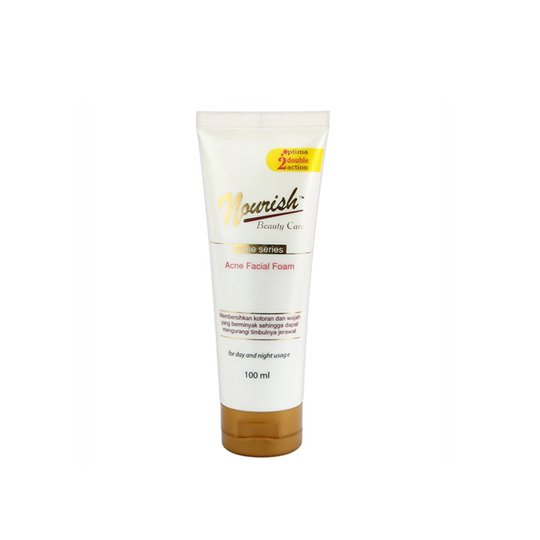 NOURISH BEAUTY FACIAL FOAM ACNE 100ML