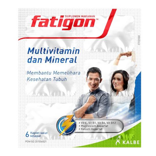 Fatigon 6 Kaplet