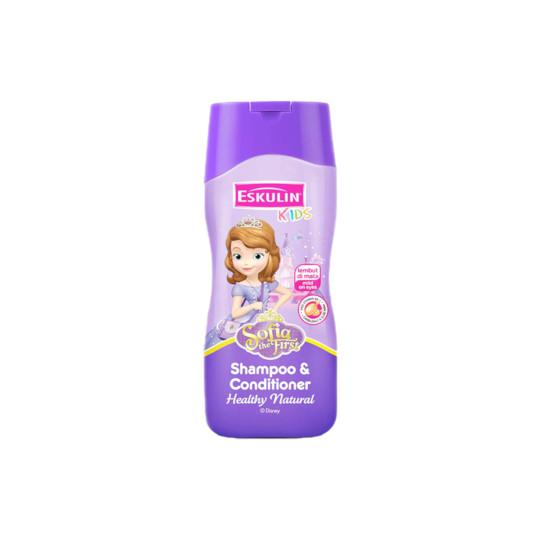 Eskulin Kids Shampoo & Conditioner Sofia 200 ml
