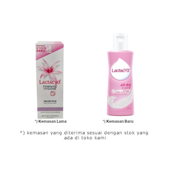 Lactacyd Feminine Hygiene / Lactacyd All Day Care 150 ml
