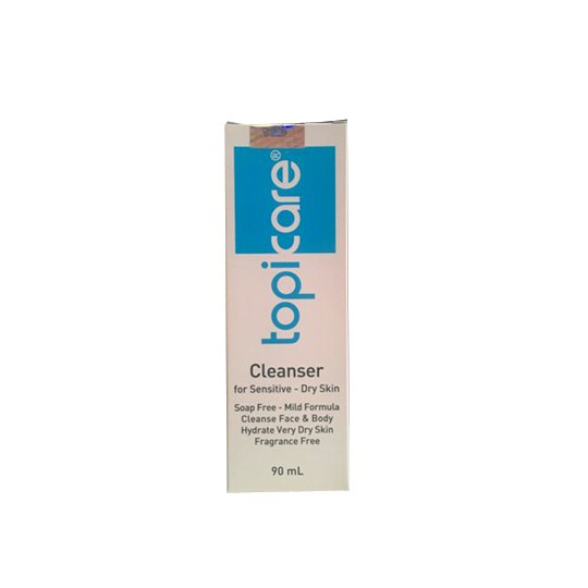 TOPICARE CLEANSER 90 ML