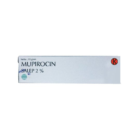 MUPIROCIN SALEP 2% 10 GR