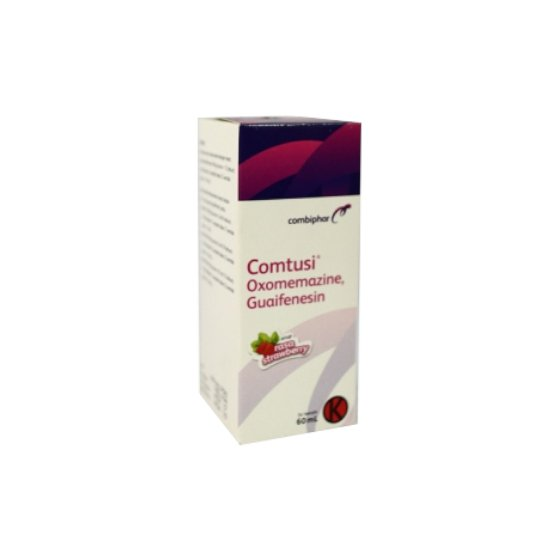 COMTUSI RASA STRAWBERRY SYRUP 60ML