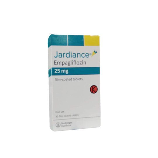 JARDIANCE 25 MG 10 TABLET