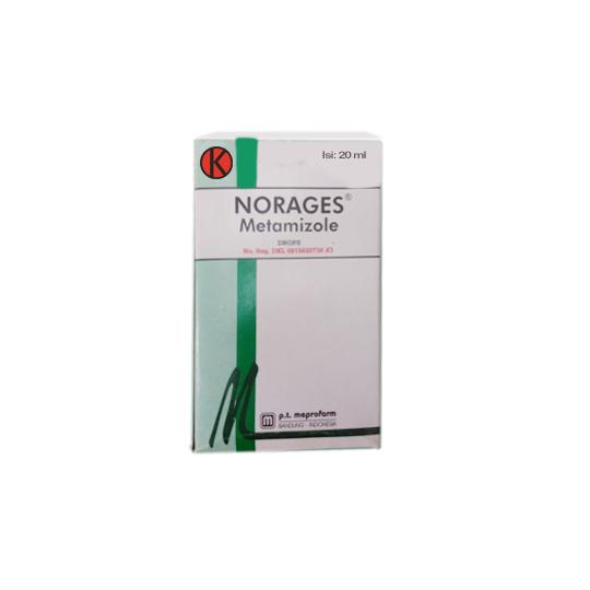 NORAGES DROP 20 ML