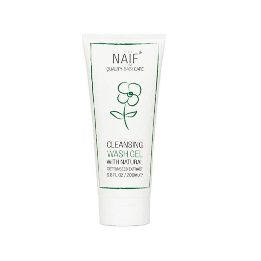 Naif Baby Cleansing Wash Gel 200 ml