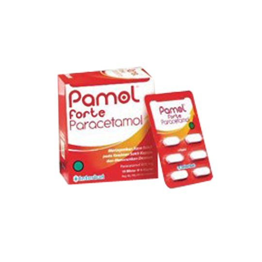PAMOL FORTE 6 TABLET