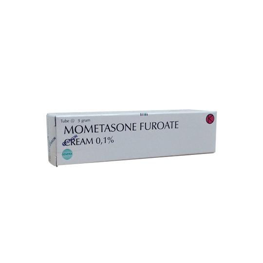 MOMETASONE CREAM 5 GR