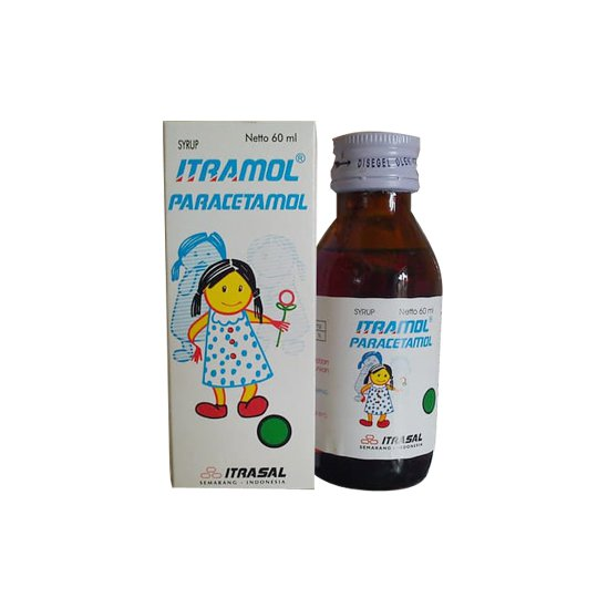 ITRAMOL SIRUP 60 ML
