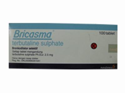 BRICASMA 2.5 MG 10 TABLET