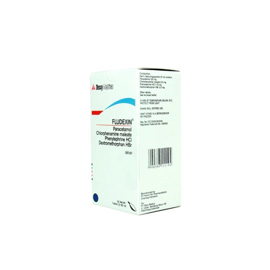 FLUDEXIN SIRUP 60 ML