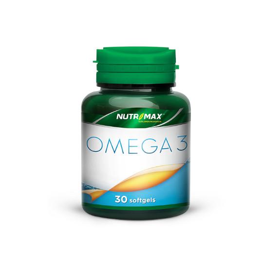 NUTRIMAX OMEGA 3 30 KAPSUL