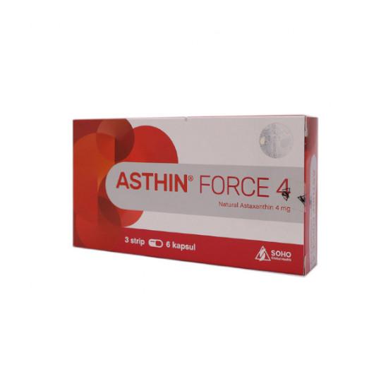 ASTHIN FORCE 4 MG 6 KAPSUL