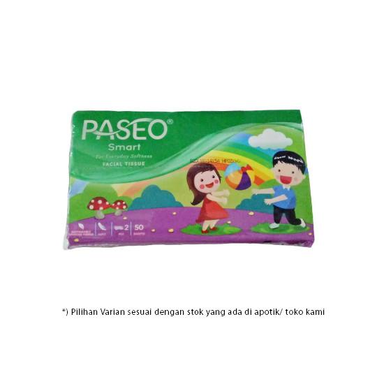 PASEO TISSUE SMART 50 LEMBAR