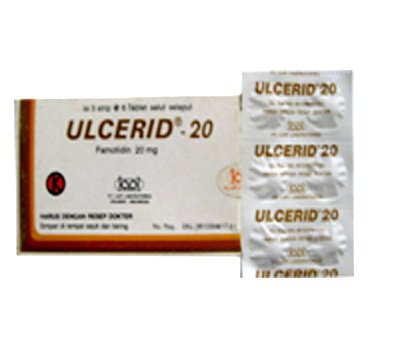 ULCERID TABLET 20 MG