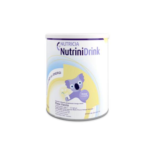 NUTRINIDRINK POWDER VANILA 400 G