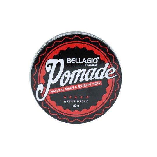 BELLAGIO POMADE NATURAL SHINE & EXTREME HOLD 80 G