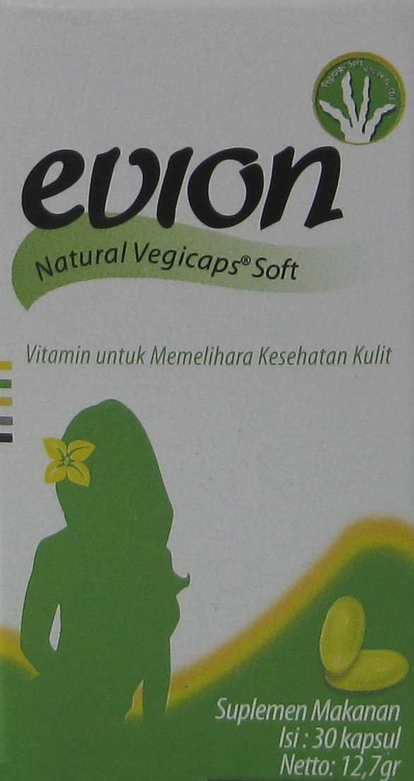EVION VEGICAPS 30 KAPSUL