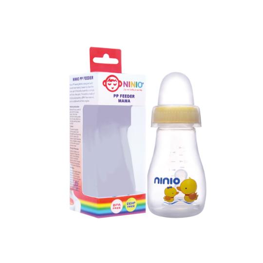 Ninio Botol Pp Feeder Mama 120 ml