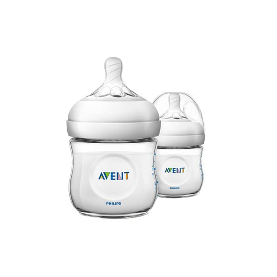 AVENT BOTTLE CLASSIC+ 125ML TWIN