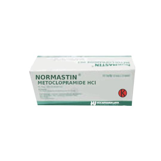 NORMASTIN 10 MG 10 TABLET