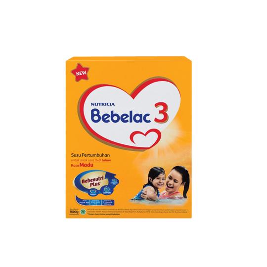 BEBELAC 3 MADU 1800 GR
