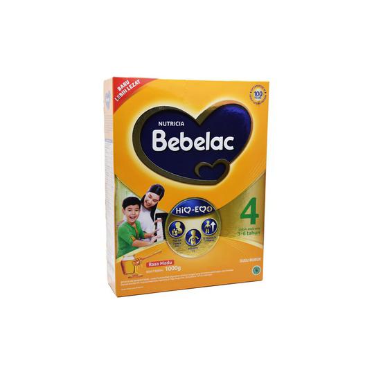 BEBELAC 4 MADU 1000 GR