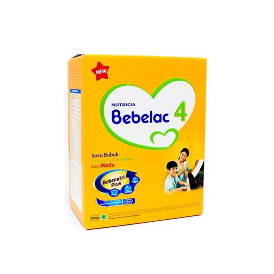BEBELAC 4 MADU 1800 GR