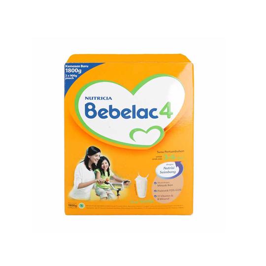 BEBELAC 4 VANILA 1800 GR