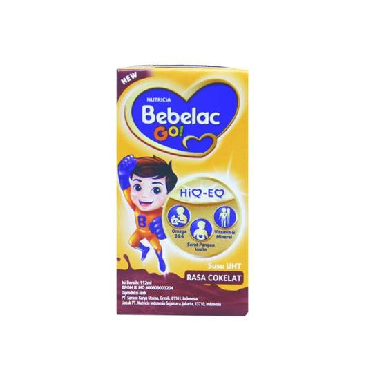 BEBELAC GO COKELAT 112 ML