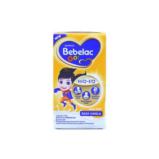 BEBELAC GO VANILLA 112 ML