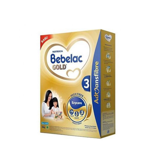 BEBELAC GOLD 3 VANILA 700 GR