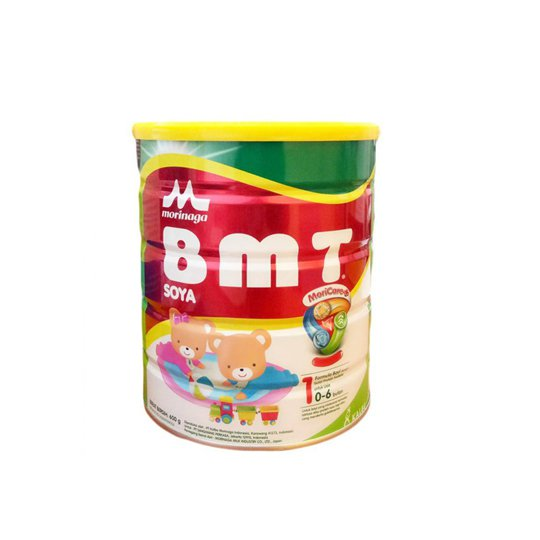 Morinaga BMT Soya 600 g