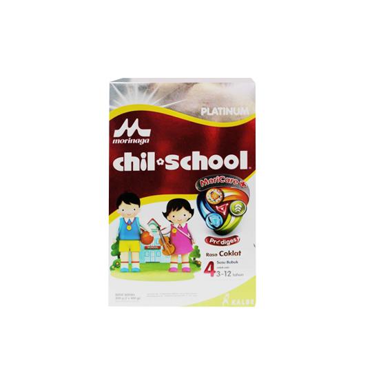 Chil School Platinum Coklat 800 g