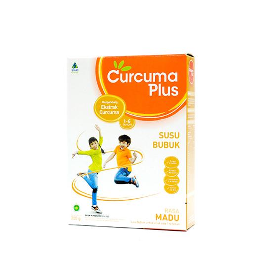 SUSU CURCUMA PLUS RASA MADU 350 GR