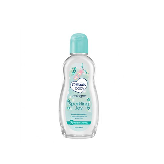 CUSSONS BABY COLOGNE SPARKLING ORANGE 100 ML
