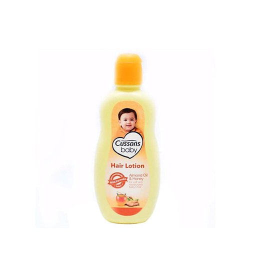 CUSSONS BABY HAIR LOTION ALMOND OIL & HONEY 50 ML