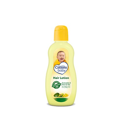 CUSSONS BABY HAIR LOTION AVOCADO & PRO VIT B5 50 ML